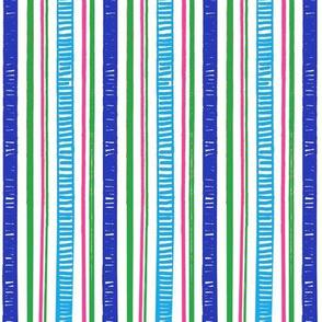 Ruffle Flower Stripes 3