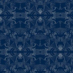 pointillism blues