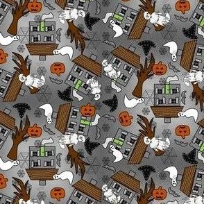Halloween Call Me Frank N Stein Frankenstein Fabric Collection