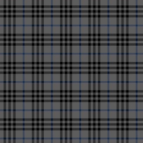 grey blue tartan style 2