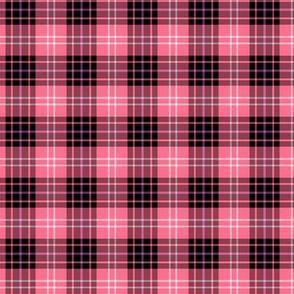instakilt pink tartan style 2