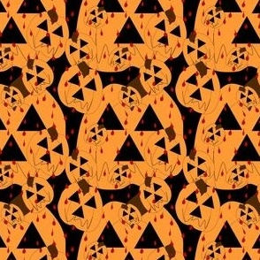Halloween Call Me Your Count Dracula Fabric Collection