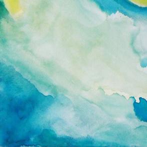 Watercolor Abstract Art