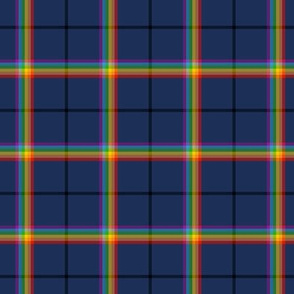 way of the rainbow tartan