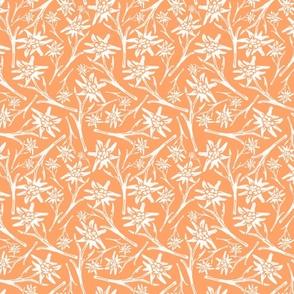 Edelweiss Lace Nr. 2 Orange 2 Big Scale