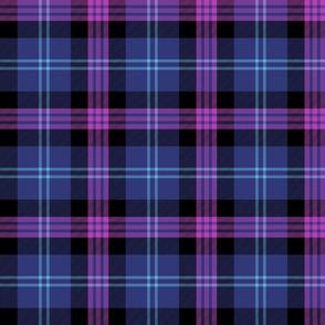 "Great Scot tartan - 6"" modern colors"