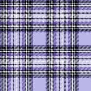 purple tartan