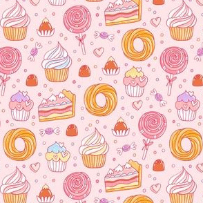 Pastry and sweets