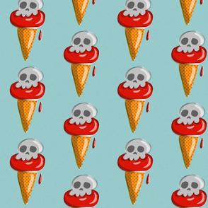 Skull Ice Cream!