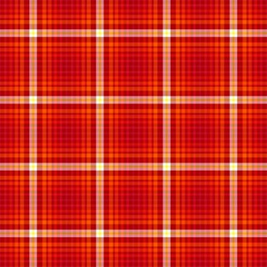 Plaid - Red Glow