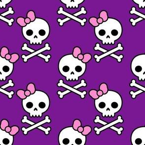 Cute Skulls Medium