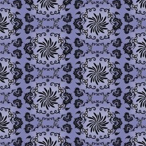 Victorian Animals Society Lady Bear Fabric Collection