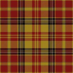 """Aboyne district tartan, Aberdeenshire, 6"""""""