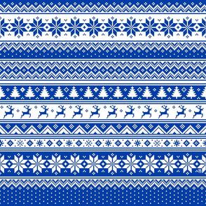 Nordic Christmas DkBlueR2