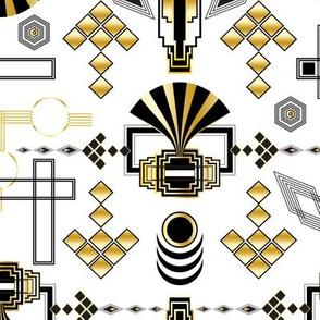 Art Deco Ornaments
