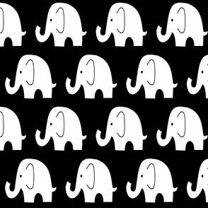 Jumbo White Elephant