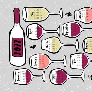 Wine Calendar 2020