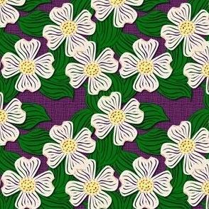 dogwood_white_on_violet_weave