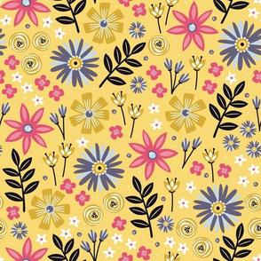 Garden Joy (Gold)
