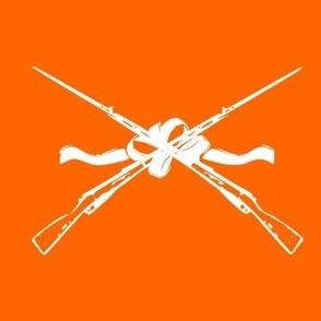 Guns and Bow Orange
