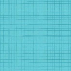 Nautical Blue Beach Glass Sea Linen  Texture || Ocean Teal Turquoise Green   _ Miss Chiff Designs