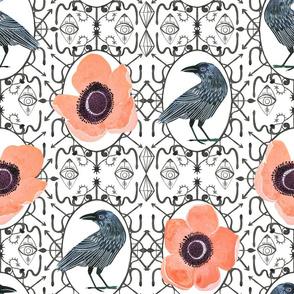 Lucid dreams Anemone & Ravens