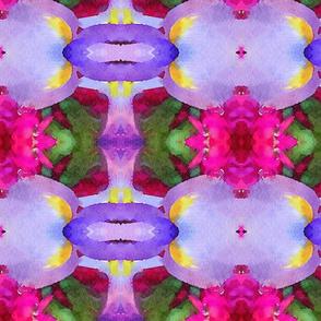 Iris in my Vase 2