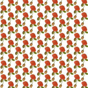 Red Rose Bud 2017-13-09