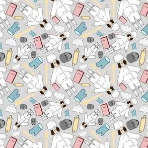 Chef Connor Fabric Collection