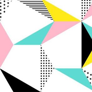 geo cool hexagons LG
