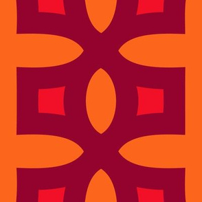 Stitches B (Orange)