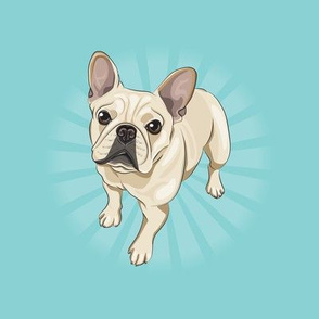 FrenchBulldog_blue2