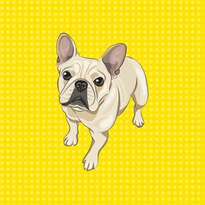 6831150-french-bulldog-yellow-by-mollyyang