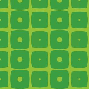 Cubes C (Green)