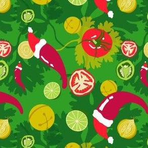 Chili Pepper Christmas