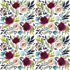 Lia Griffith Floral Watercolor