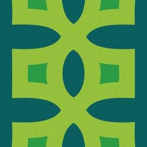 Stitches C (Green)
