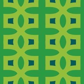 Stitches D (Green)