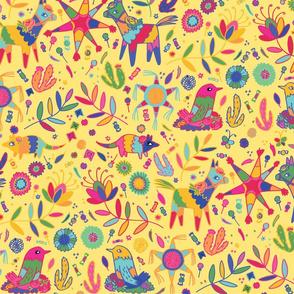 Party Piñatas - Yellow