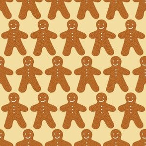Gingerbread Rows (cream)
