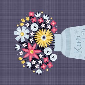 Keep On Blooming