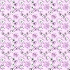 Baby Girl Christening Fabric Collection