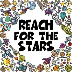 "8"" Reach for the Stars"