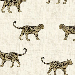 Leopard Texture Beige