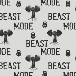 Beast Mode - Small Scale