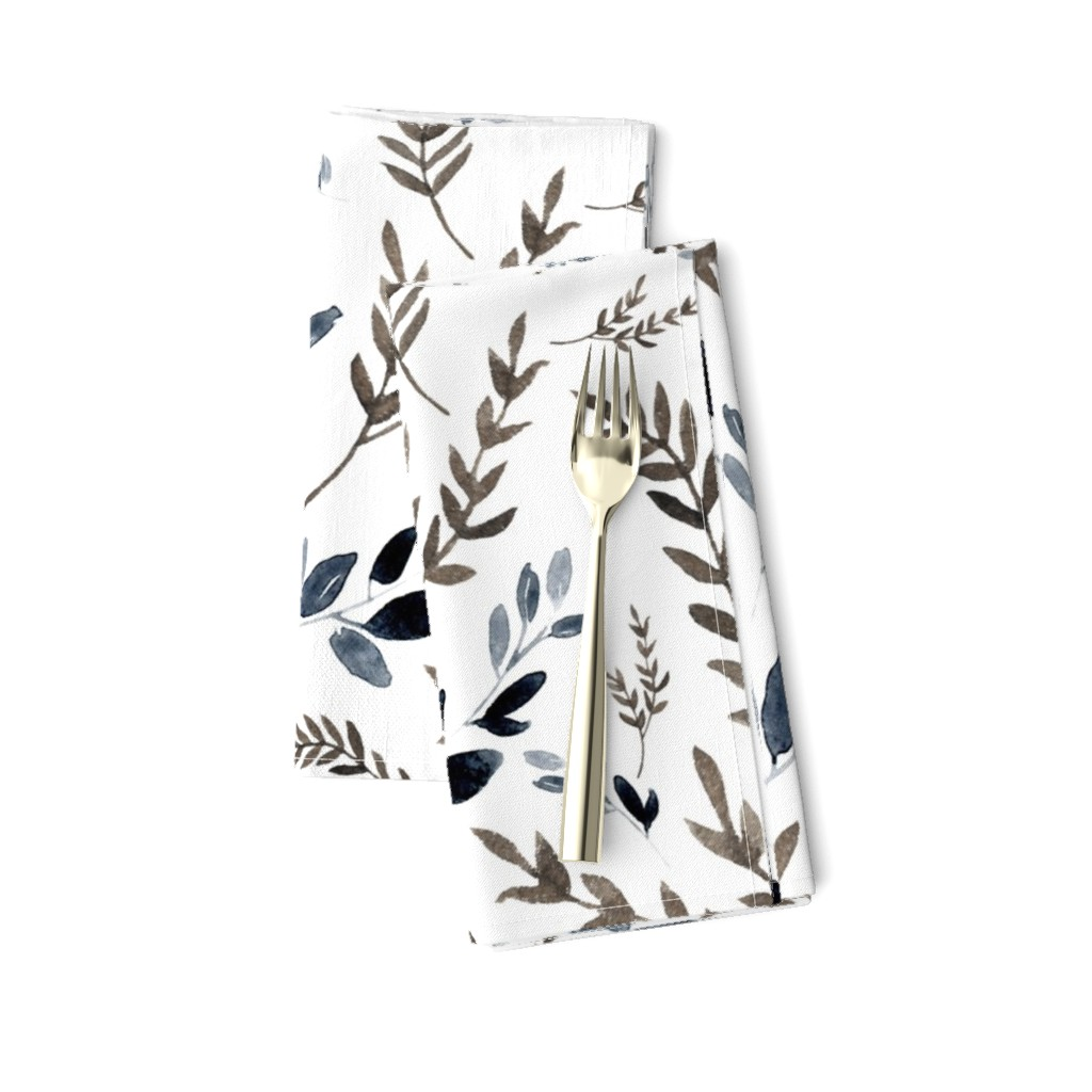 "Amarela Dinner Napkins featuring 23"" October in the Wild / Foliage by shopcabin"