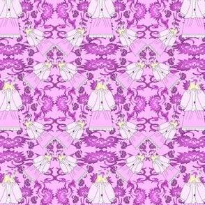 Victorian Ladies Alta Helen Fabric Collection