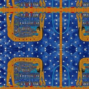Egyptian Nuit-ed