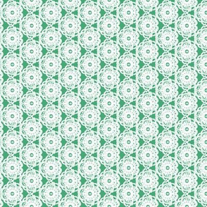 Indy_bloom_design_Santa_Lace_Green B