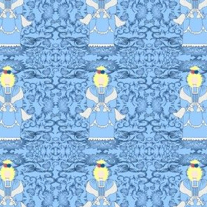 Victorian Ladies Mattie Fabric Collection